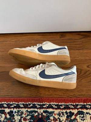 Nike J crew Kill Shot blue shoes for Sale in Raleigh, NC