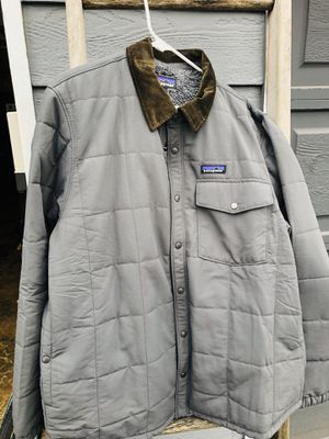 Patagonia Isthmus Quilted Mens Jacket for Sale in Puyallup, WA