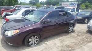 08 Hyundai Elantra - Parts for Sale in Tampa, FL