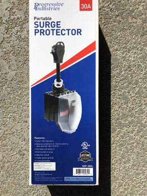 30 Amp RV Surge Protector for Sale in Sun City, AZ