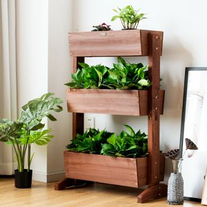 3-Tier Raised Garden Bed Vertical Freestanding Elevated Planter for Sale in Lake Elsinore, CA