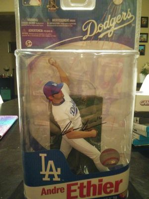 L.A Dogers Andre Ethier Figure for Sale in Maricopa, AZ