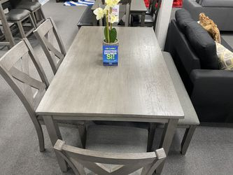 6-pc dining set ON SALE🔥 for Sale in Fresno,  CA