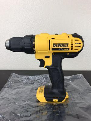 Dewalt 20V Drill Driver DCD771 Brand New $40 for Sale in Davis, CA