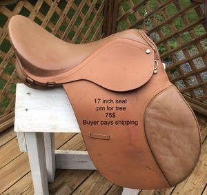 English saddle for Sale in Gore, VA