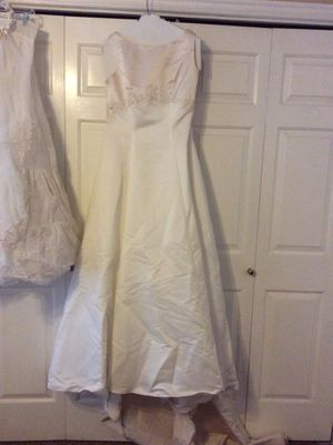 David's Bridal wedding dress size 14 for Sale in Cottonwood Heights, UT
