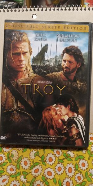 Troy dvd for Sale in Brainerd, MN