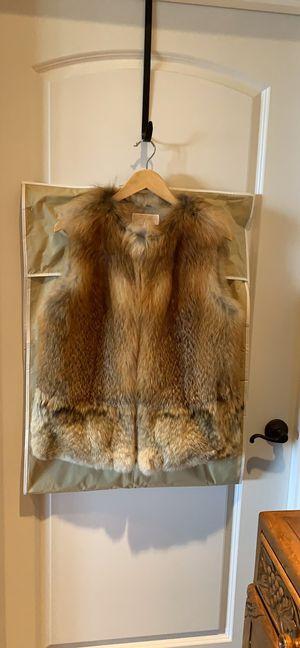 Michael Kors Fur Vest for Sale in Everett, WA