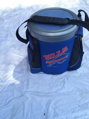Buffalo Bills ice chest cooler for Sale in La Puente, CA