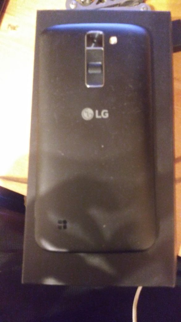 T-Mobile Network LG K7
