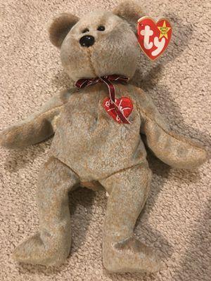 Ty beanie baby 1999 bear for Sale in Woodbridge, VA