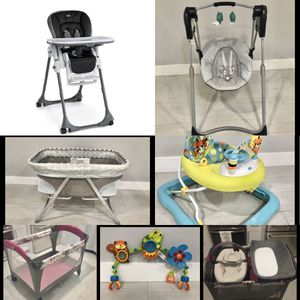 Make me an offer. Lot of baby things. Can be sold together or separately. for Sale in Hialeah, FL