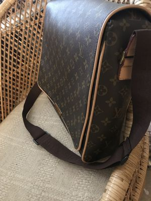 Louis Vuitton laptop bag (mint condition) for Sale in Fort Lauderdale, FL