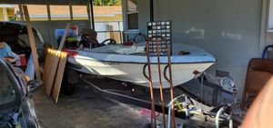 100 for boat and trailer for Sale in Bell Gardens, CA