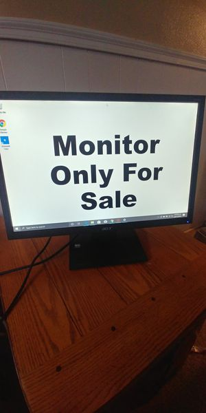 Acer LCD Monitor 22' Good Condition Ready To Go Negotiable. for Sale in St. Louis, MO