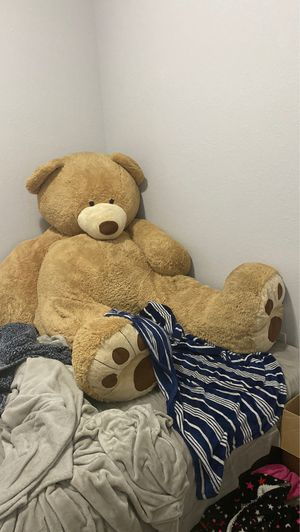 Jumbo teddy bear for Sale in Davenport, FL