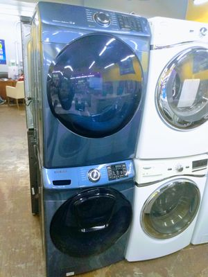 Samsung Front Load Washer Set for Sale in Whittier, CA