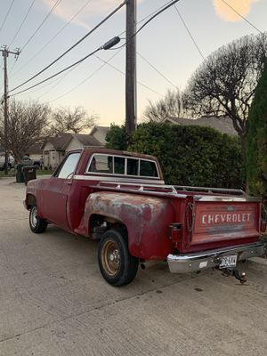 1981 c10 stepside for Sale in Plano, TX