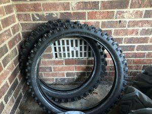Dirt bike tires for Sale in Dale City, VA