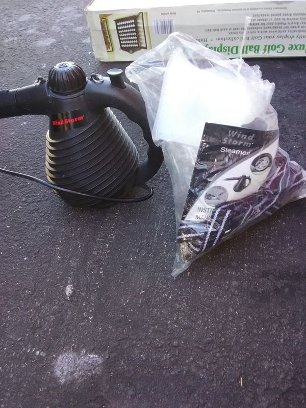 Wind storm steam cleaner