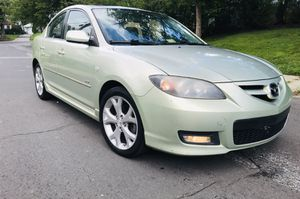 0NLY $3400 •• Light Green Color 2008 MaZda 3 Touring / Aux / Bose speakers for Sale in Washington, DC