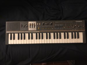 Vintage 1983 Casio Casitone MT-68 for Sale in Rancho Cucamonga, CA