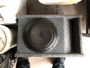 JL audio subwoofer for Sale in San Francisco, CA