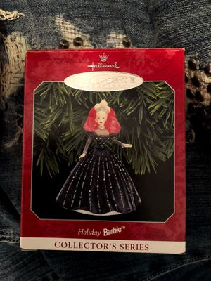 holiday barbie collectors ornament for Sale in Wadsworth, OH