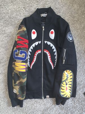 Bape Bomber Jacket for Sale in Washington, DC