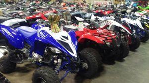 ATV SALE! YAMAHA, KAWASAKI , HONDA AND SUZUKI. for Sale in MD, US