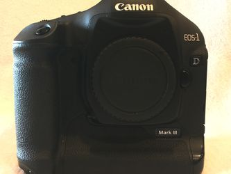 Canon EOS 1D Mark III Professional Digital Camera DSLR for Sale in Waddell,  AZ