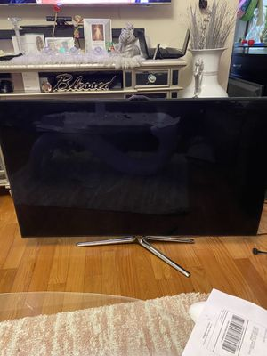 Samsung smart tv 55 inches 3D camera and motion for Sale in Methuen, MA