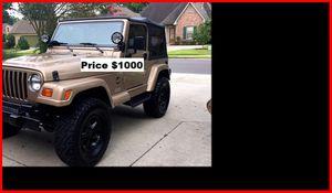ֆ1OOO Jeep Wrangler for Sale in Hayward, CA