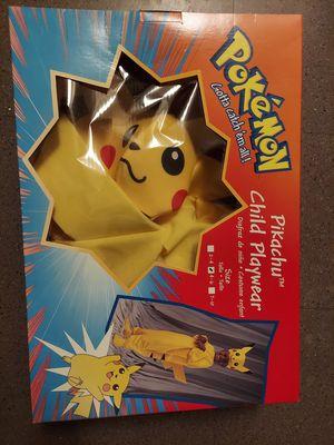 Vintage Halloween Pokemon pikachu costume for Sale in Seattle, WA