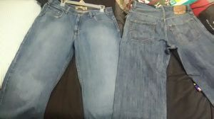 Old navy and levis jeans for Sale in Columbus, OH