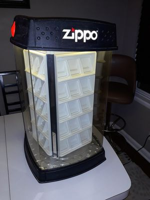 Vintage Zippo Display for Sale in Richardson, TX