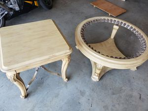 Coffee table end table for Sale in Redmond, OR