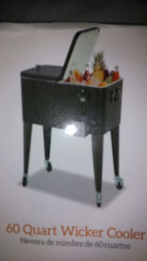 Brand new cooler on wheels for Sale in Yucaipa, CA