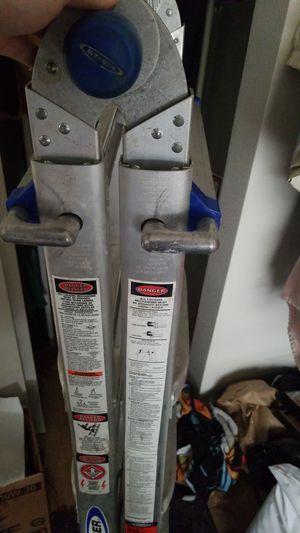werner 17' sliding/folding ladder for Sale in Portland, OR
