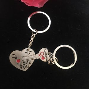 Couples Keychains. Heart And Key. for Sale in Denver, CO