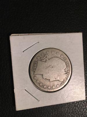 1912 D silver barber half dollar for Sale in Dublin, OH
