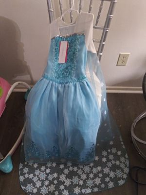 Elsa Dress Up Costume NWT for Sale in Indianapolis, IN