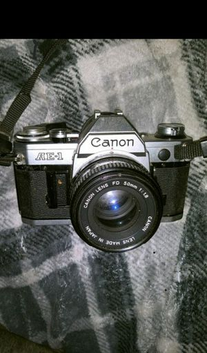 Vintage canon 35mm zoom camera for Sale in Spring Hill, FL