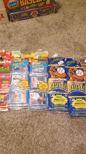1990-1991 Baseball/Football Small sets for Sale in Chandler, AZ