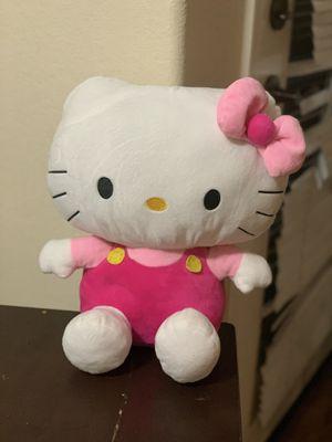 "Hello kitty 12"" plush doll for Sale in Tempe, AZ"