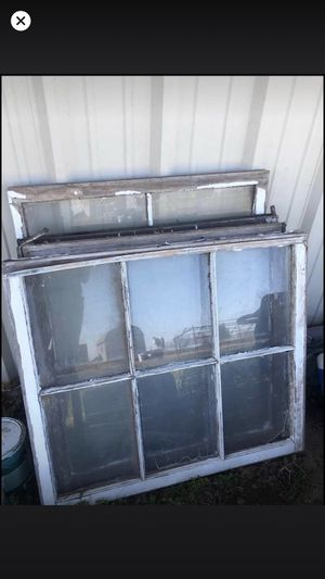 Old Windows for Sale in Edgewood, TX