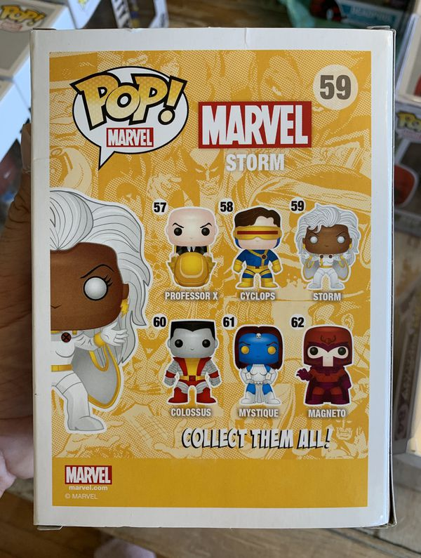 Funko POP! Marvel Storm