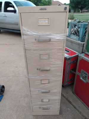 ENVOY 4 DRAWER FILING CABINET for Sale in Burleson, TX