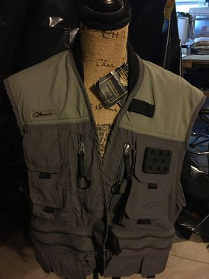 White River Fly Shop XL Classic Fishing Vest for Sale in Walpole, MA