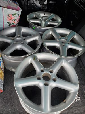 "17"" Audi Stock Rims for Sale in Wolcott, CT"